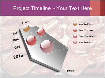 Uncooked Red Meet PowerPoint Templates - Slide 26