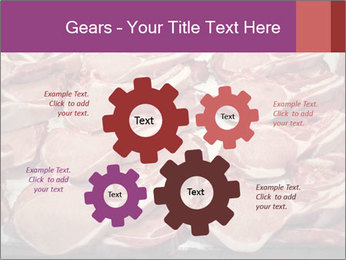 Uncooked Red Meet PowerPoint Templates - Slide 47