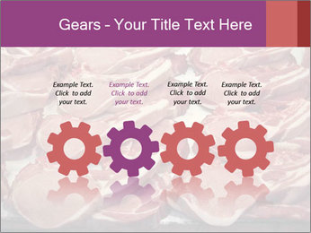 Uncooked Red Meet PowerPoint Templates - Slide 48