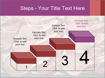 Uncooked Red Meet PowerPoint Templates - Slide 64