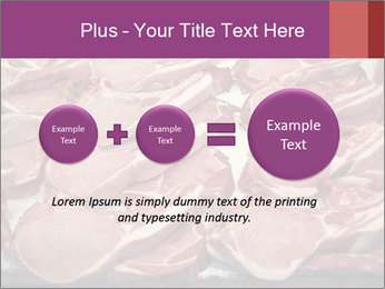 Uncooked Red Meet PowerPoint Templates - Slide 75