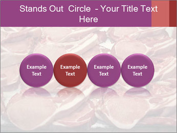 Uncooked Red Meet PowerPoint Templates - Slide 76
