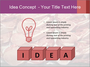 Uncooked Red Meet PowerPoint Templates - Slide 80
