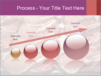 Uncooked Red Meet PowerPoint Templates - Slide 87