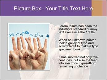 Finder Friends PowerPoint Template - Slide 13