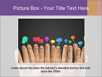 Finder Friends PowerPoint Template - Slide 15