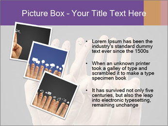 Finder Friends PowerPoint Template - Slide 17