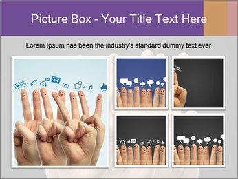 Finder Friends PowerPoint Template - Slide 19