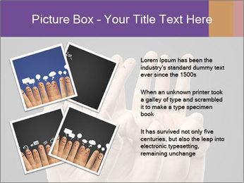 Finder Friends PowerPoint Template - Slide 23