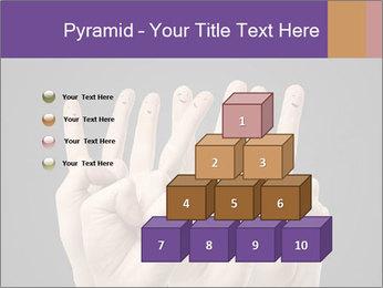 Finder Friends PowerPoint Template - Slide 31