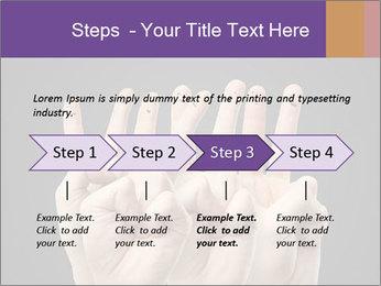 Finder Friends PowerPoint Template - Slide 4