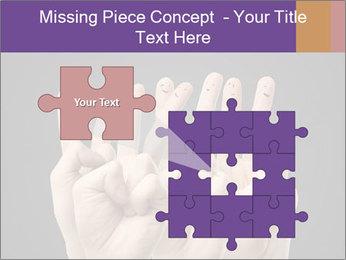 Finder Friends PowerPoint Template - Slide 45