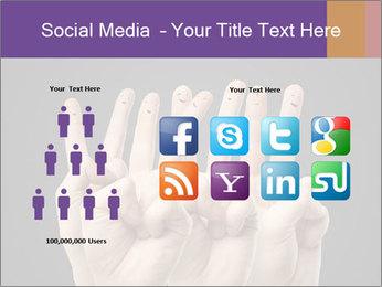 Finder Friends PowerPoint Template - Slide 5