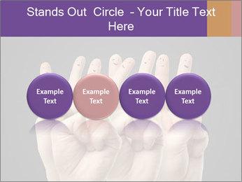 Finder Friends PowerPoint Template - Slide 76
