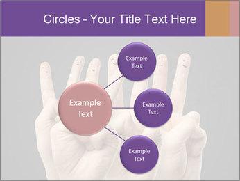 Finder Friends PowerPoint Template - Slide 79
