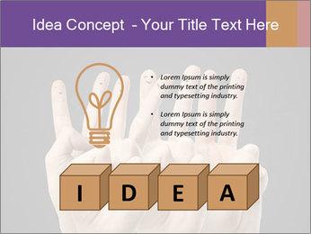 Finder Friends PowerPoint Template - Slide 80