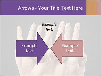 Finder Friends PowerPoint Template - Slide 90