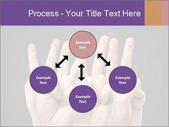Finder Friends PowerPoint Template - Slide 91