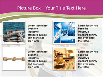 Marine Adventure PowerPoint Templates - Slide 14