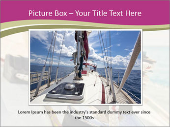 Marine Adventure PowerPoint Templates - Slide 15