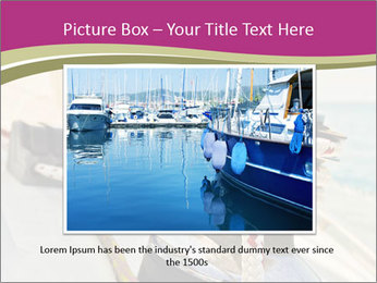 Marine Adventure PowerPoint Templates - Slide 16
