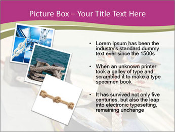 Marine Adventure PowerPoint Templates - Slide 17