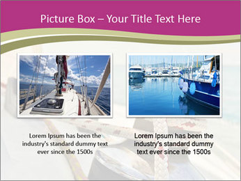 Marine Adventure PowerPoint Templates - Slide 18