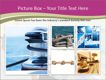 Marine Adventure PowerPoint Templates - Slide 19