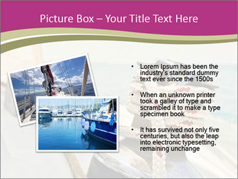 Marine Adventure PowerPoint Templates - Slide 20