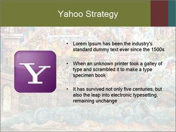 Medieval Fresco Art PowerPoint Template - Slide 11