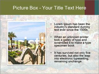 Medieval Fresco Art PowerPoint Template - Slide 13