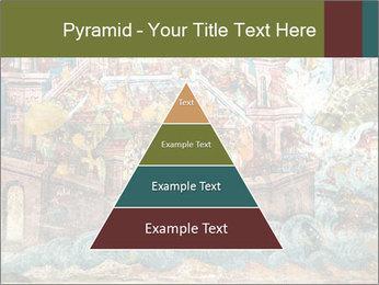 Medieval Fresco Art PowerPoint Template - Slide 30