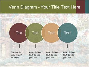 Medieval Fresco Art PowerPoint Template - Slide 32