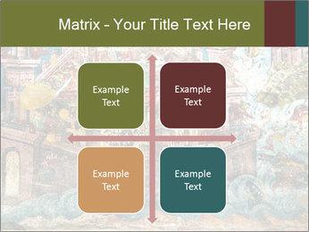 Medieval Fresco Art PowerPoint Template - Slide 37