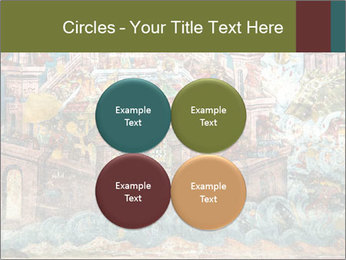 Medieval Fresco Art PowerPoint Template - Slide 38
