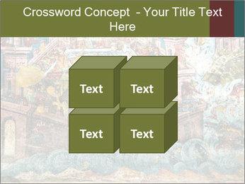Medieval Fresco Art PowerPoint Template - Slide 39