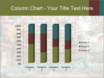 Medieval Fresco Art PowerPoint Template - Slide 50