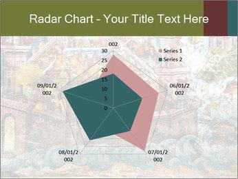 Medieval Fresco Art PowerPoint Template - Slide 51