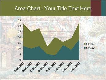 Medieval Fresco Art PowerPoint Template - Slide 53