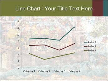 Medieval Fresco Art PowerPoint Template - Slide 54