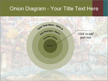 Medieval Fresco Art PowerPoint Template - Slide 61