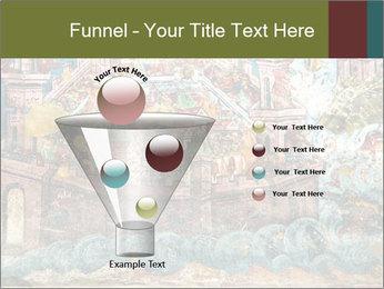 Medieval Fresco Art PowerPoint Template - Slide 63