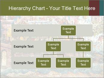 Medieval Fresco Art PowerPoint Template - Slide 67
