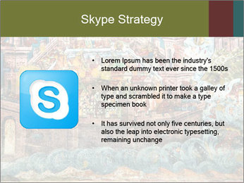Medieval Fresco Art PowerPoint Template - Slide 8