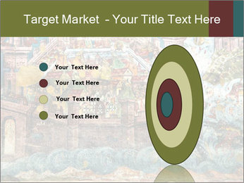 Medieval Fresco Art PowerPoint Template - Slide 84