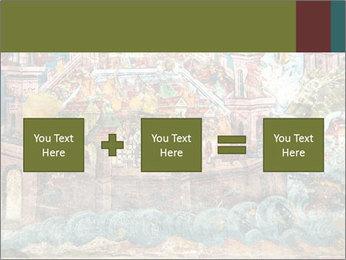 Medieval Fresco Art PowerPoint Template - Slide 95