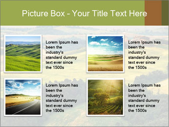 Green Farmland PowerPoint Templates - Slide 14