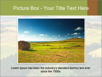 Green Farmland PowerPoint Templates - Slide 15