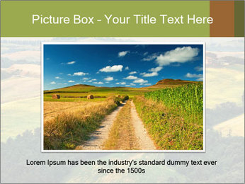 Green Farmland PowerPoint Templates - Slide 16