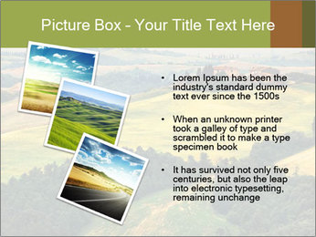 Green Farmland PowerPoint Templates - Slide 17